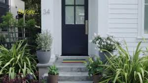 B And Q Exterior Doors by How To Paint Your Front Door Inside And Out Youtube