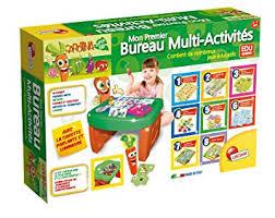 jeux bureau lisciani giochi f26647 jeu éducatif et scientifique mon