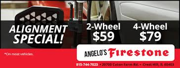 firestone tires black friday sale angelo u0027s firestone crest hill il tires u0026 auto repair shop