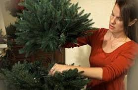 how to assemble an artificial christmas tree balsam hill