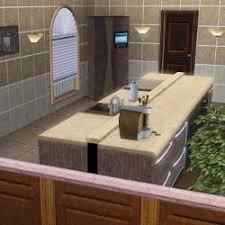 sims 3 cuisine sims 3 téléchargement maison la luxueuse