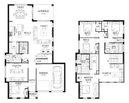 home builders house plans mayfair 35 double level floorplan by kurmond homes new home