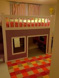 playhouse loft bed with stairs and slide ideas photos 84 stairs