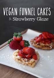 vegan funnel cake recipe cake recipes