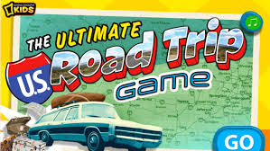 Usa Geography Map Games by The Ultimate U S Road Trip Game