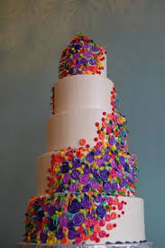 s92 rainbow cakes cake and skittles cake