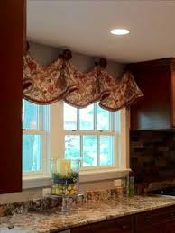 kitchen drapery ideas 10 stylish kitchen window treatment ideas ikat pattern pattern