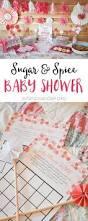 sugar u0026 spice baby shower baby shower bingo free printables and