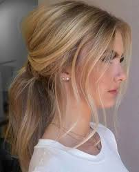 ponytail haircut where to position ponytail 25 elegant ponytail hairstyles for special occasions messy