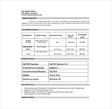 downloadable resume format best resume formats 47 free sles exles format free