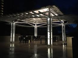 Outdoor Pergola Lights by Outdoor Lighting Perspectives Of Naples