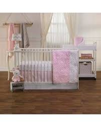 Bed Skirt For Crib Amazing Deal On Living Textiles Crib Bed Skirt Pink