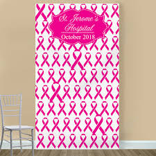 photo booth backdrops breast cancer personalized photo booth backdrop photo booth