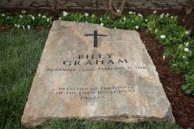 grave tombstone billy graham tombstone has a sweet simple message engraved on it