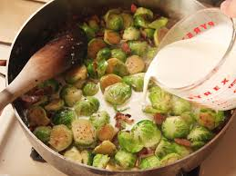 the food lab this cheesy brussels sprouts gratin just