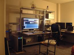 Computer Desk Setup Top 96 Kick Ass Home Office Setups