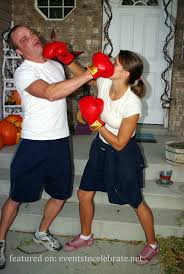 ideas for homemade halloween costume boxing halloween costume plus 42 diy halloween costume ideas