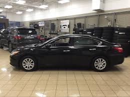 grey nissan altima black rims used 2017 nissan altima 2 5s with heated seat package 4 door car