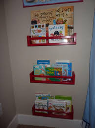 home design floating bookshelves for kids craftsman large the