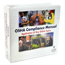 brady part 43990 osha compliance manual bradyid com
