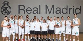 Real Madrid Real Madrid Welcome To Euroleague Basketball