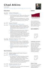 Undergraduate Resume Sample For Internship by Download Undergraduate Student Resume Sample