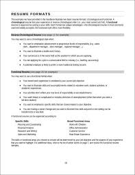 Action Words On Resume Example Of A Federal Resume Lukex Co
