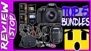dslr camera black friday 2017 top 5 dslr camera bundles for noobs beginner camera bundles 2017