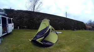 Just Kampers Awning Quechua Base Seconds Driveaway Awning Tent Youtube