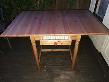 Ingatorp Drop Leaf Table Ikea Kitchen U0026 Dining Tables With Drop Leaf Ebay