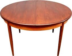 G Plan Dining Room Furniture by Mid Century Teak G Plan Circular Fresco Extendable Dining Table