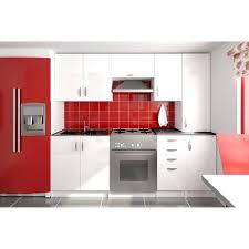 cuisine complete pas chere amanda blanc cuisine equipee 2 2 metres jpg 700 700 cuisine
