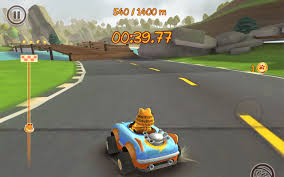 amazon com garfield kart fast u0026 furry appstore for android