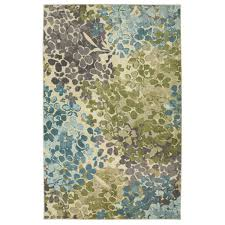 Indoor Area Rugs by Area Rugs Aqua Roselawnlutheran