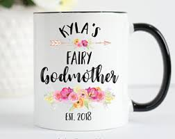 godmother mug godmother mug etsy