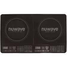 Panasonic Induction Cooktop Nuwave Double Precision Induction Cooktop Burner Walmart Com