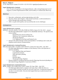 6 administrative assistant resume samples list of reference