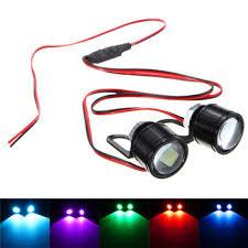 led lights for motorcycle for sale pair 12v spot lightt led flashlight motorcycle headlight daytime