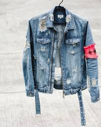 Ripped Denim Jeans For Men Best 20 Distressed Denim Ideas On Pinterest Denim Jeans Shoes