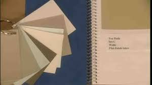 Paint Chips by Video How To Save And Organize Paint Chips Martha Stewart