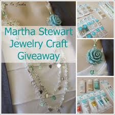 the pin junkie martha stewart jewelry craft giveaway