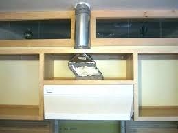 how to install a range hood under cabinet 40 inch range hood full image for stainless steel range hood