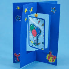 card idea dangler card tutorial greeting card class 2