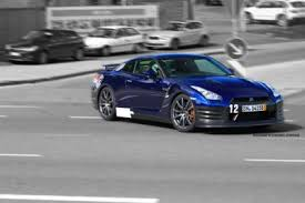 2012 nissan gt r to be offered in stunning new aurora flare blue