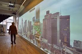 point p siege social realisation digital canvases for sun financial