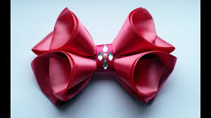 ribbon bow do it yourself crafts decoration how to make ribbon bow ribbon