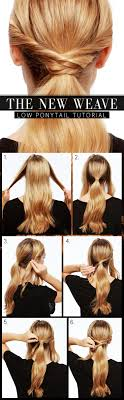 ponytail haircut where to position ponytail 16 simple and chic ponytail hairstyles pretty designs