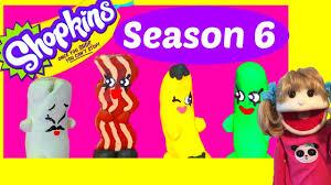 banana halloween bag shopkins season 6 ideas bacon shopkins banana shopkin pickle