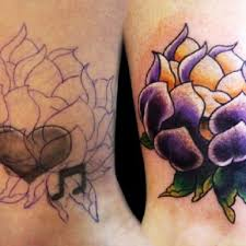 cover up ideas page 3 beautiful leaves tattoos cover up