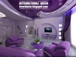 international living room ideas with purple furniture 2013 home
